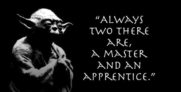 Yoda - Regola dei due