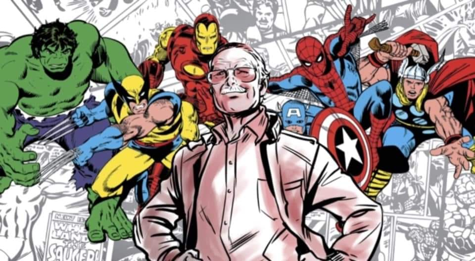 foto stan lee supereroi