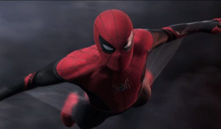 foto trailer Spiderman: Far From Home