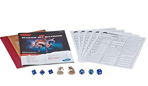 Dungeons & Dragons Stranger Things starter set photo