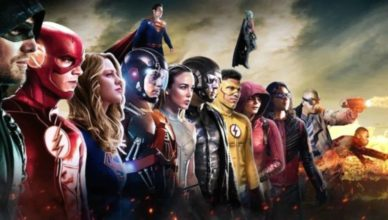 serie tv dc comics
