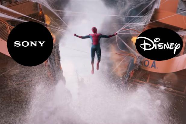 spider-man sony vs disney