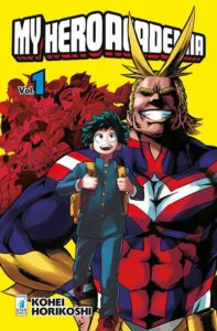 Midoriya Manga 1