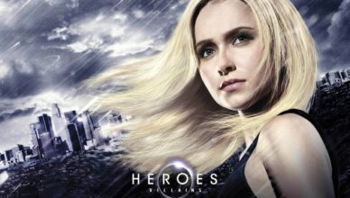 heroes - claire bennet - analgesia