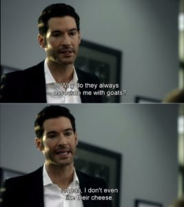 Lucifer quote