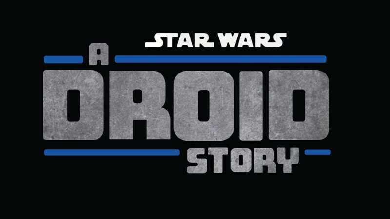 star wars - a droid story