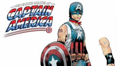Captain America aaron Fischer