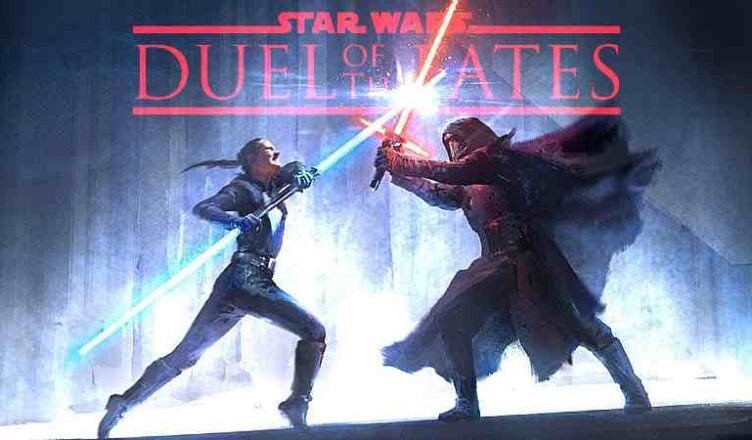 star wars - Duel of the Fates