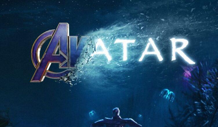 avatar vs avengers - box office