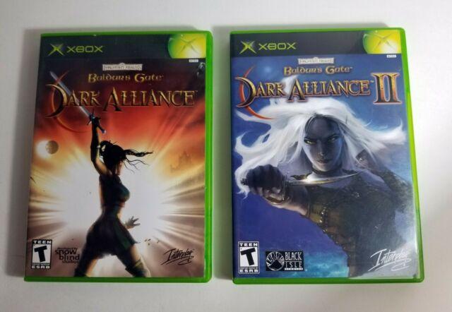 dark alliance videogames