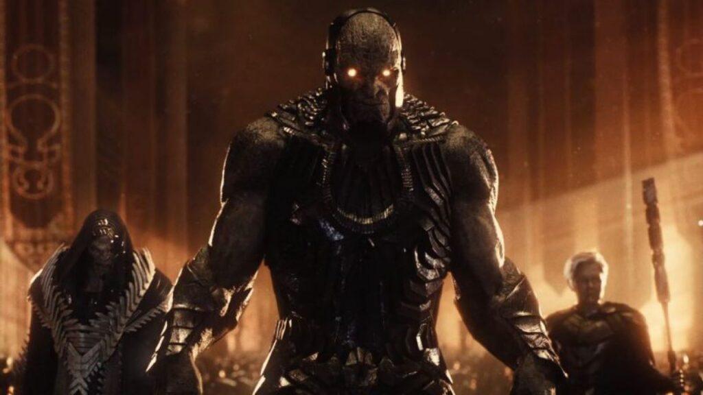 Justice league - darkseid