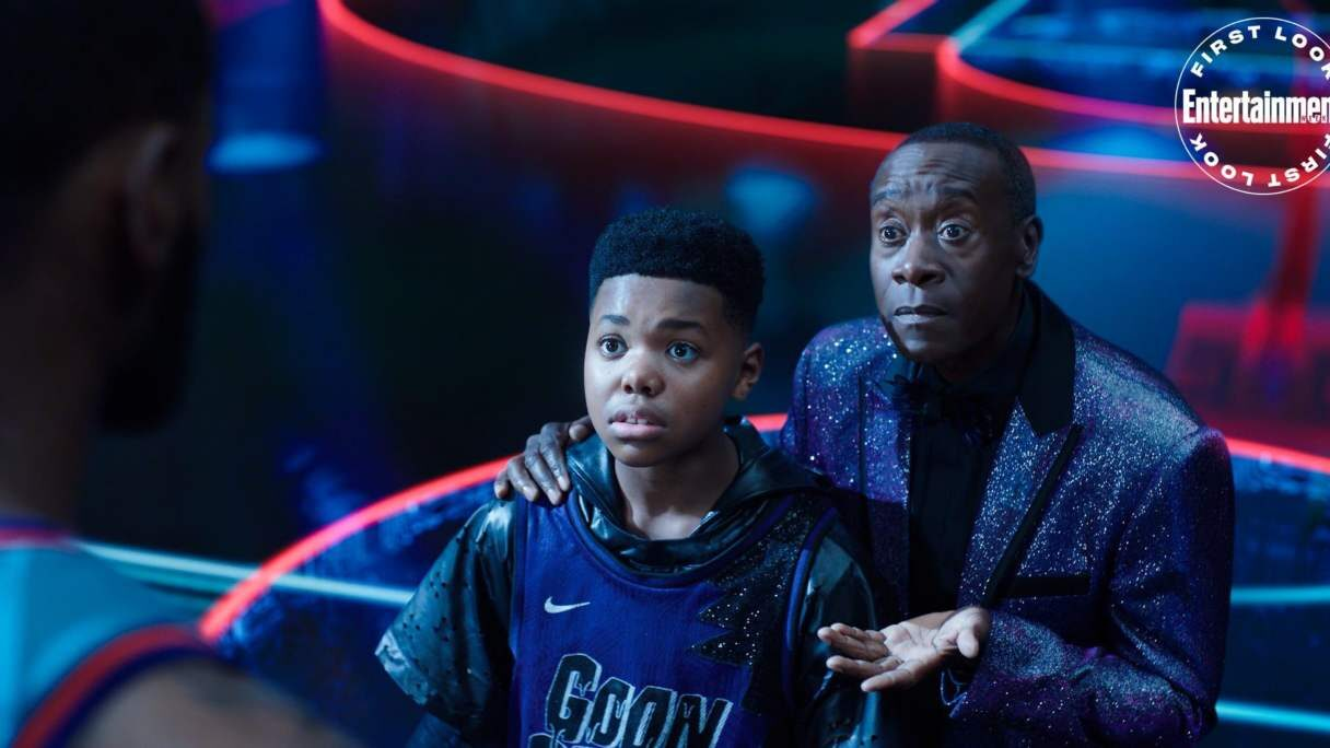 space jam a new legacy - dom 1