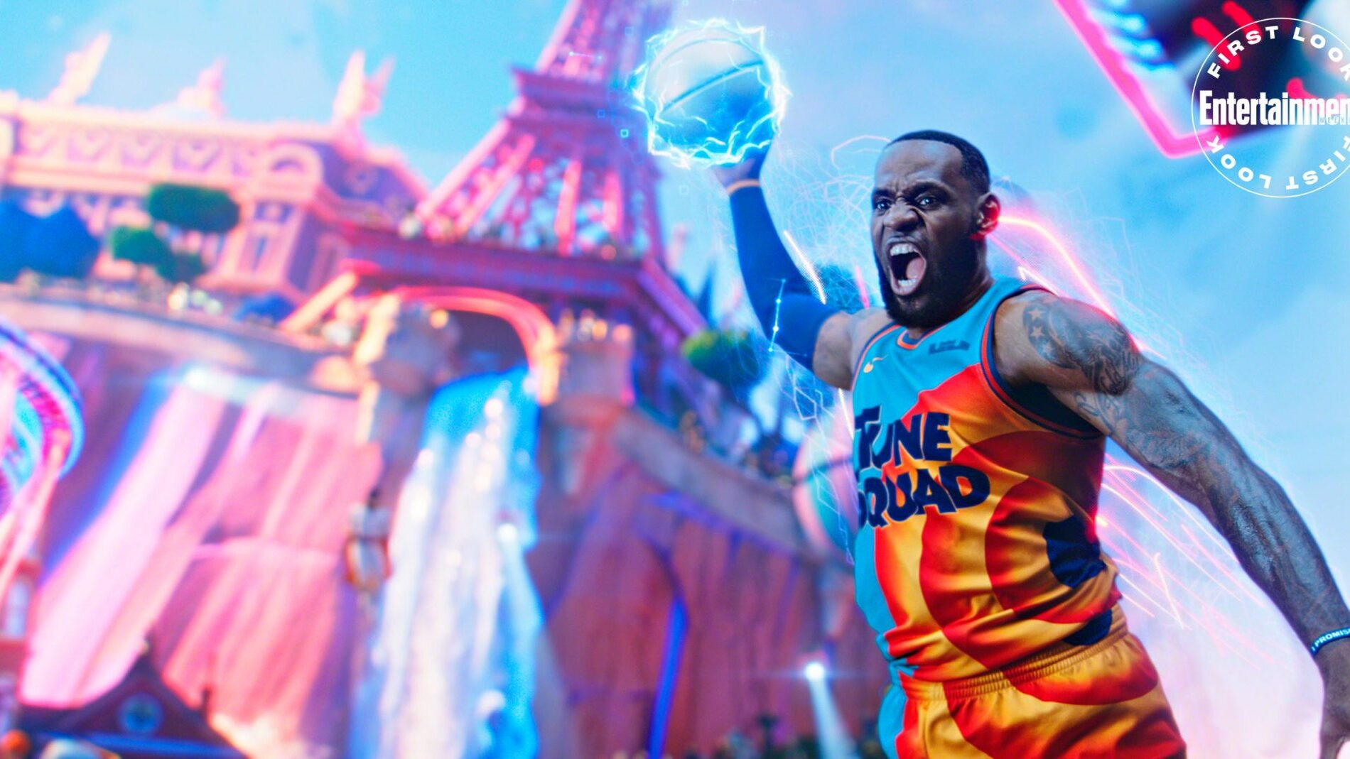 space jam a new legacy - lebron james