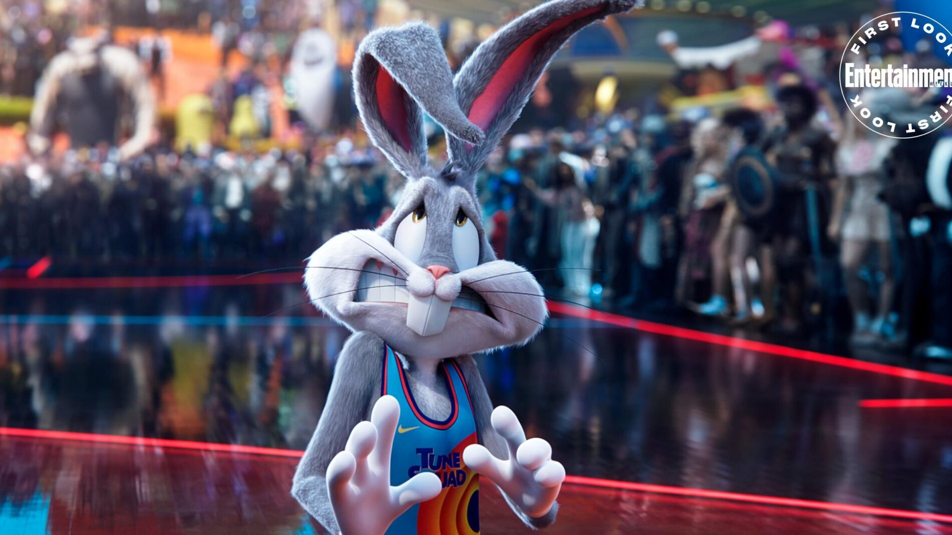 Space Jam A New Legacy - bugs bunny