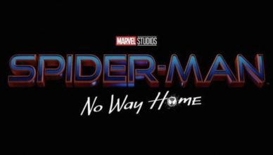 spider-man: no way home title screen