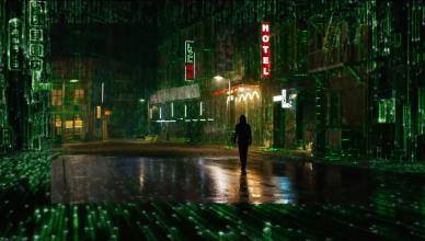 matrix resurrections cover